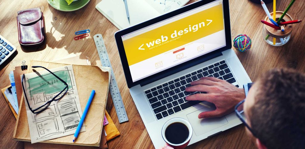 web design and development course